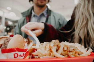 Un seul week end de Junk food ruine le régime
