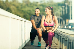 Les femmes plus athlétiques que les hommes