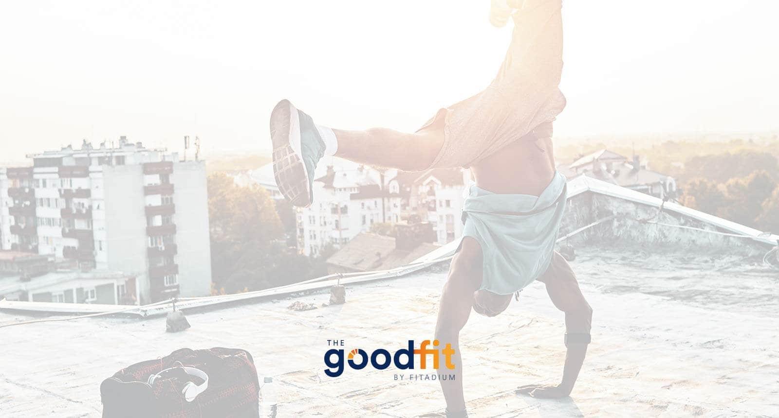 Dobry sport i jedzenie dla sportowców