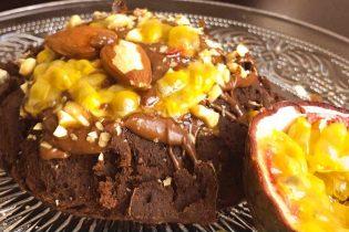 Bowlcake chocolat blanc passion