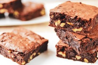 Brownie protéiné