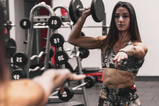 Interview de Lauréna, coach fitness