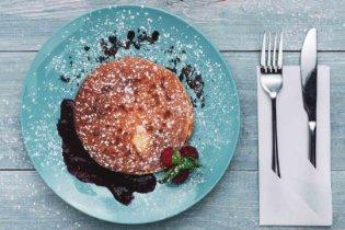 Pancakes protéinés avoine et whey