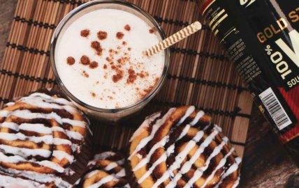La saison du chaï latte protéiné est lancée!