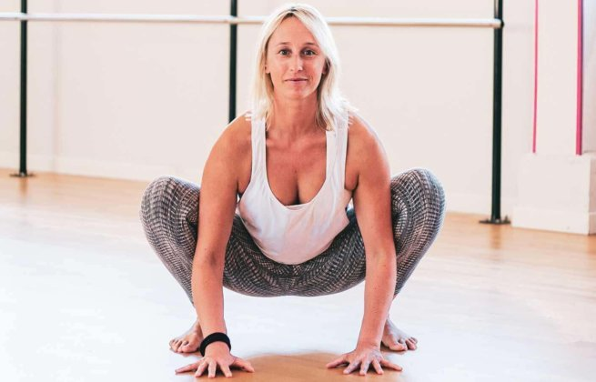 Caro, prof de yoga