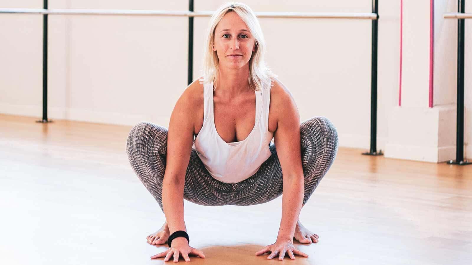 Caroline, du yoga au coaching mental et physique
