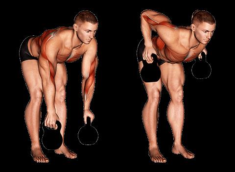 Les Meilleurs Exercices Avec Kettlebells A Faire Chez Soi