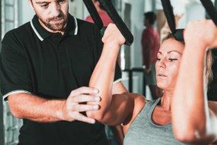 13 exercices de TRX à faire chez soi
