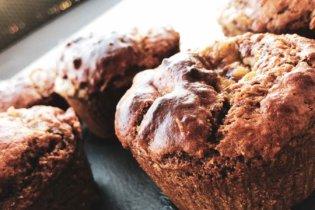 Muffin protéiné coeur fondant