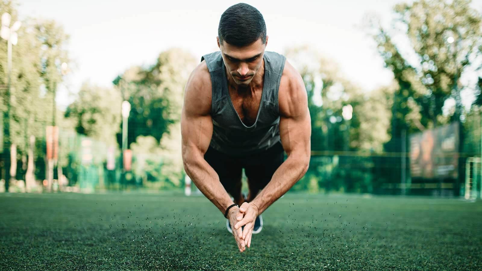 Un programme pour s'entrainer au poids de corps