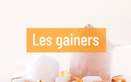 Les gainers ou weight gainers