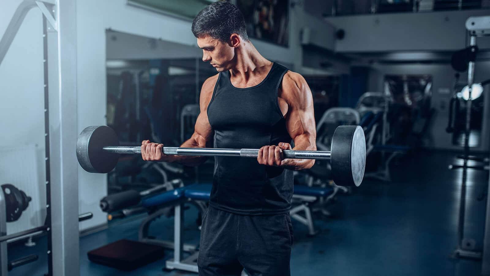 Programme Entraînement Prise De Masse Sèche Pour Prendre Du Muscle