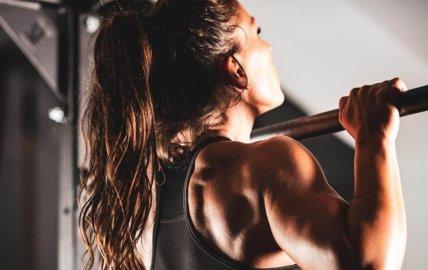 Programme musculation prise de masse femme