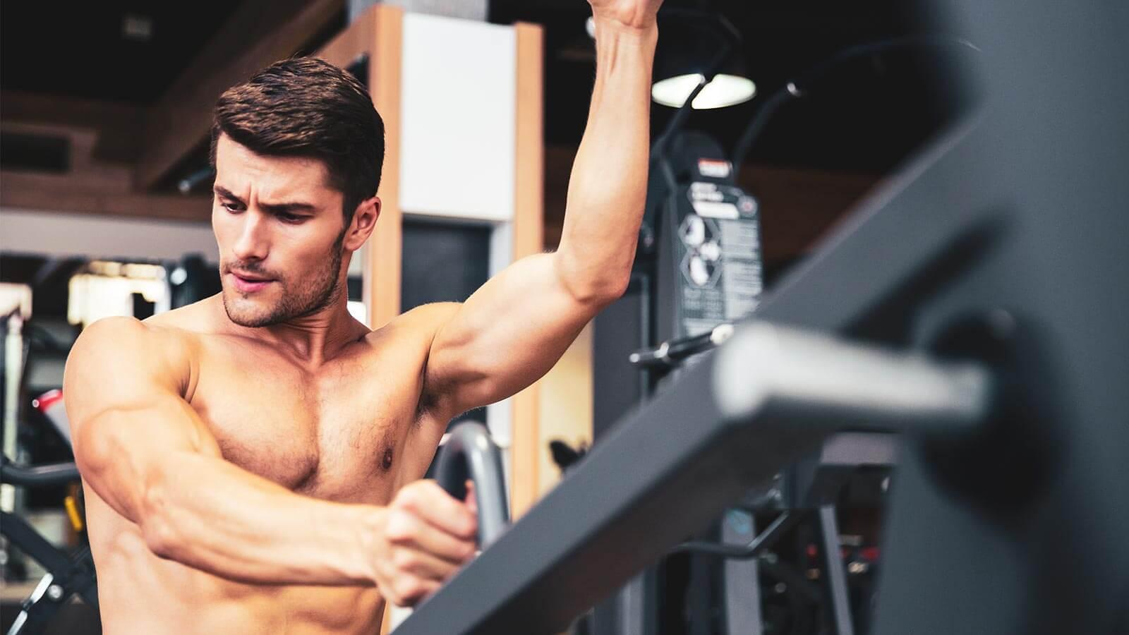 Programme musculation sèche et perte de poids homme