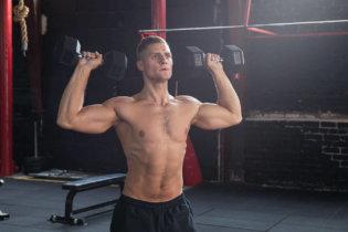 Programme musculation pour les épaules