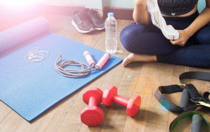 Le meilleur équipement de fitness à domicile