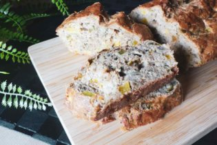 Cake courgettes et thon