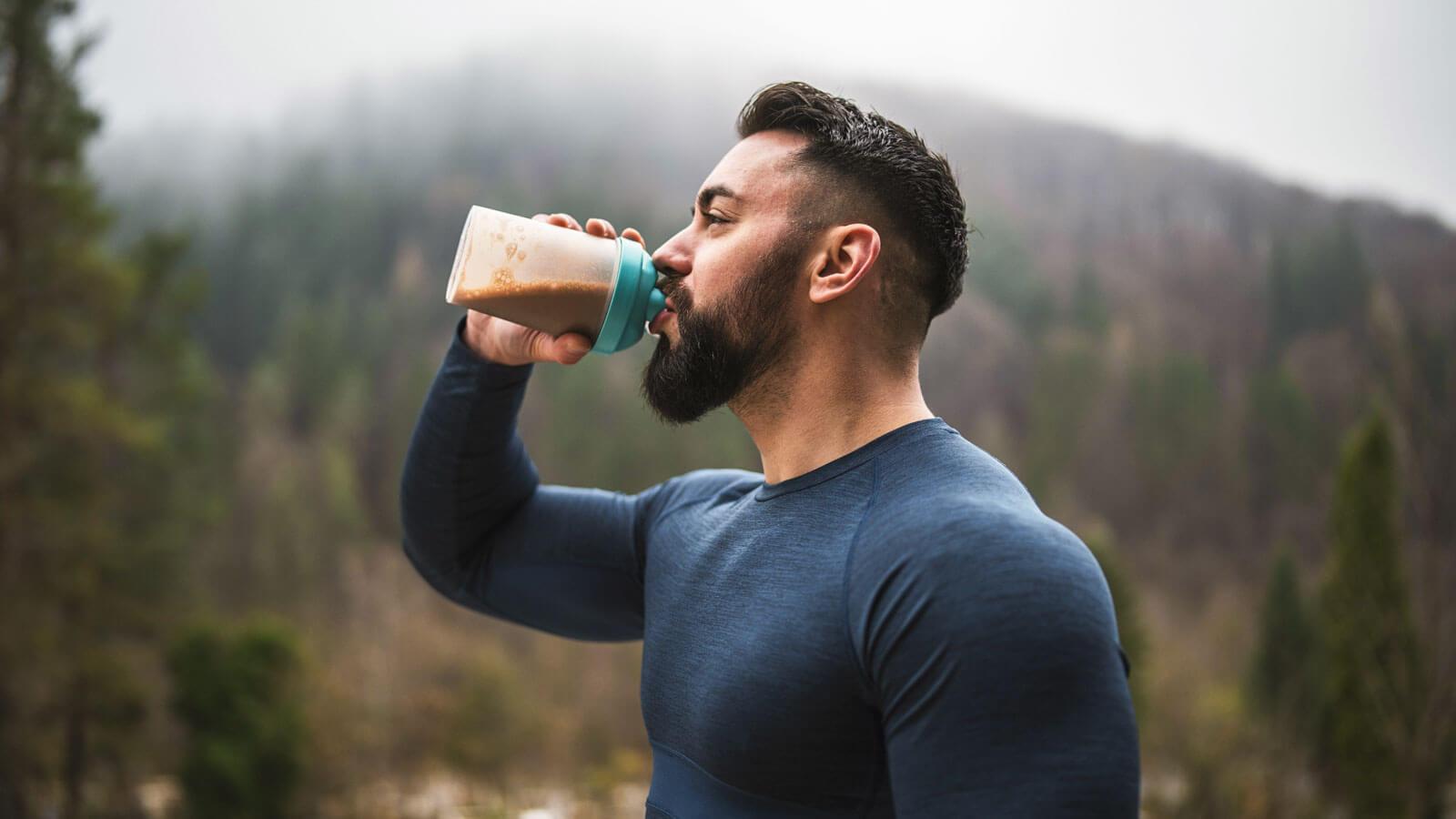 l'hygiène de son shaker de protéine est primordial