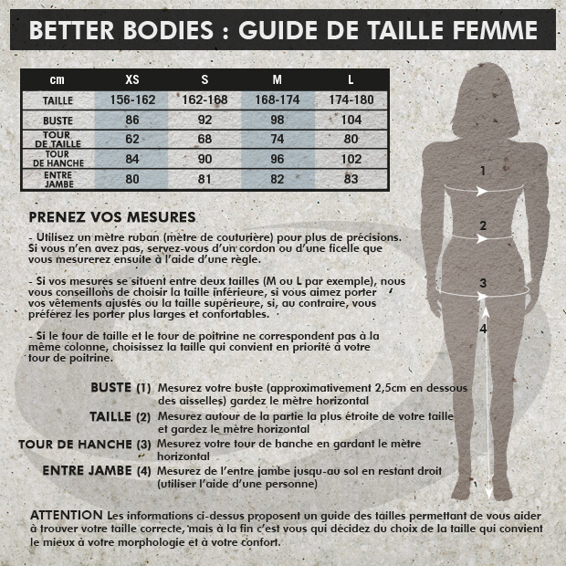 Guide de taille