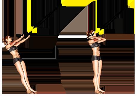 Suspender Arm Curl