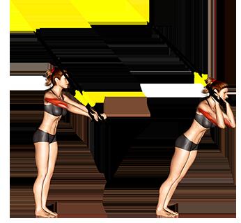 Suspender Triceps Extension
